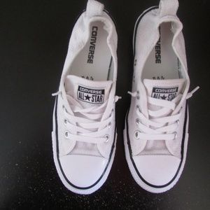 Converse All Star Low white us size 8